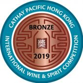 Bronze in Asian Food Pairing 2019